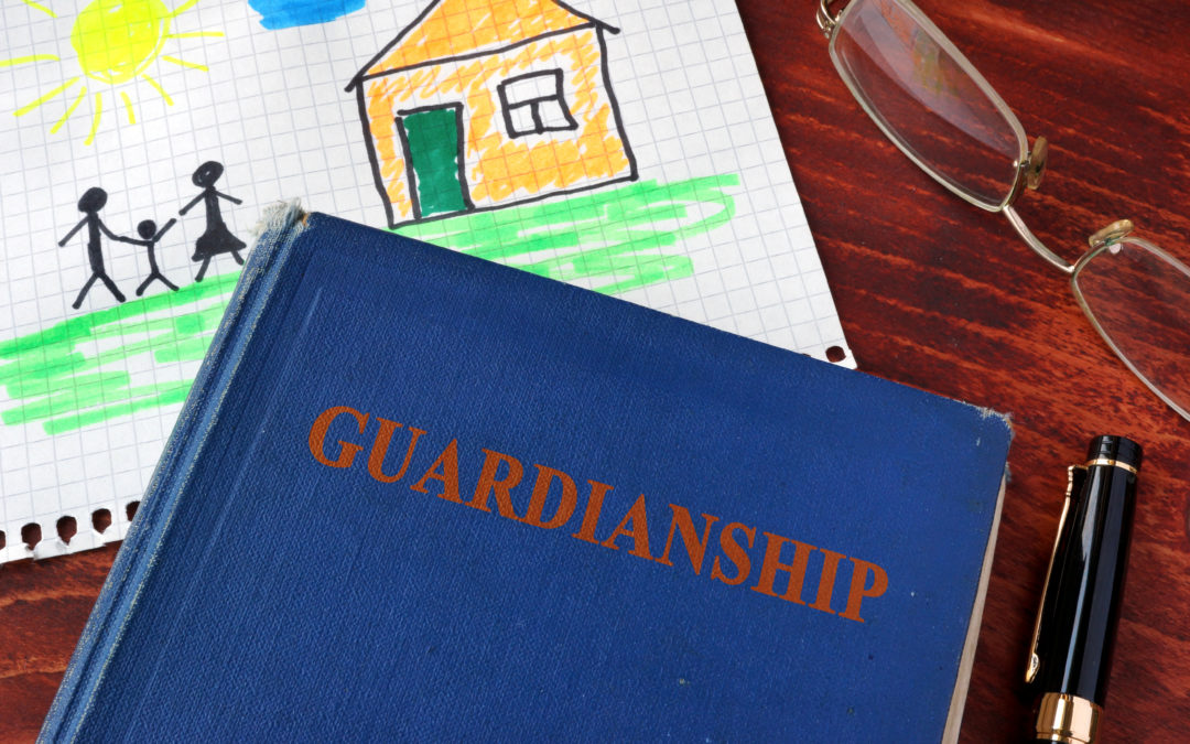 book with title of guardianship